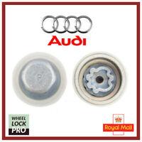 Audi New Locking Wheel Nut Key Bolt Letter P '813' UK Fast and Free