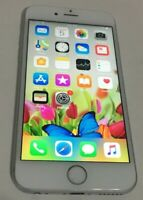 Apple iPhone 6s-32GB- Silver (Unlocked ) A1688 (CDMA + GSM)Excellent Condition