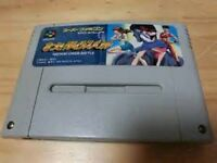 Super Famicom Natsuki Crisis Battle Japan SFC SNES