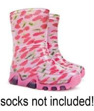 Calzado rosa botas para bebés