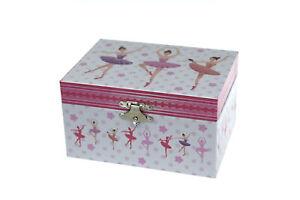 SYLVIE BALLERINA KEEPSAKE MUSIC BOX