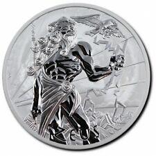 TUVALU 1 Dollar Argent 1 Once Dieux de l'Olympe ZEUS  2020