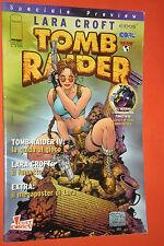 TOMB RAIDER- SPECIAL- GUIDA AL GIOCO- DI:LARA CROFT- con poster-  ED.CULT COMICS