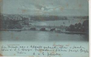 Hamburg - Lombardsbrücke gl1898 70.064