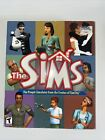 The Sims (pc, 2000) - Big Box - Computer/pc Game Complete
