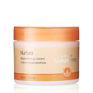 Avon Solutions Nurtura Replenishing Cream 1.7 fl. oz.