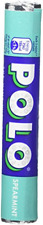 Polo Spearmint Tube, 34 g (Pack of 32)