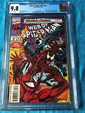Web of Spider-Man #103 - Marvel - CGC 9.8 NM/MT - Maximum Carnage