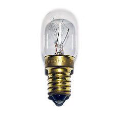 2 x Crompton 15w SES E14 Sewing Machine Appliance Light Bulb Fridge Freezer Lamp