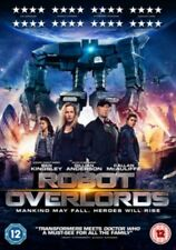 Robot Overlords DVD DVD *NEW & SEALED*