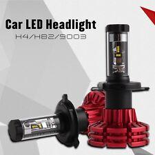 Nighteye H4 9003 10000LM Car LED Headlight Kit Hi/Lo Beam Bulbs 60W DIY Color