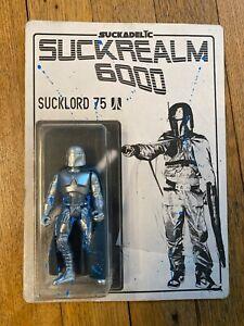 Sucklord 75 Suckrealm 6000 Suckadelic DKE Bootleg Star Wars Toy Tokyo