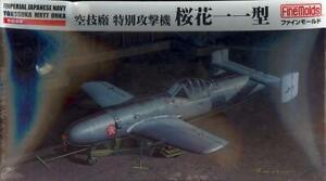 1/48 Fine Molds Models YOKOSUKA MXY7 OHKA *SEALED*