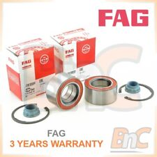 2x GENUINE FAG HEAVY DUTY REAR WHEEL BEARING KIT BMW E36 E46 E38 E83 E52 E81 Z