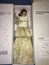 """~SOIREES d'OR~Tonner 16"""" DEJA VU Fashion Doll~2015 LE300 NRFB"""