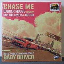 "DANGER MOUSE /RUN THE JEWELS /BIG BOI 'Chase Me' RSD Ltd. Edition 12"" NEW/SEALED"