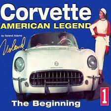 """Corvette American Legend Vol. 1  """"NEW, WE SHIP ALL BOOKS IN BOXES"""""""