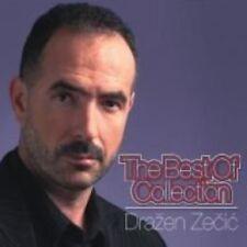 Drazen Zecic - The Best Of Collection, croatian cd album