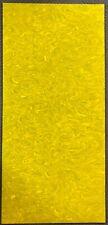 Rowlux Lenticular Sheet -Yellow Opaque Translucenct Film 3D 2' X 4 1/2'