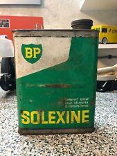 BP SOLEXINE Ancien Bidon