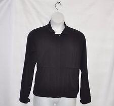 Styled by Joe Zee Utility Jacket Size S Black