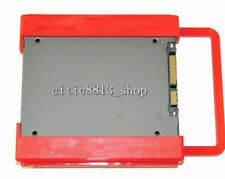 """2.5 """" to 3.5 inch Slim Adapter Bracket SSD HDD Notebook Mounting Tray Drive Bay"""