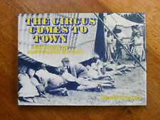 The Circus Comes to Town: Nostalgia of Australian Big Tops - Geoff Greaves
