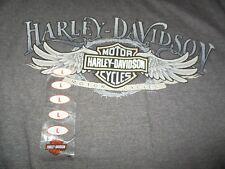 2004 Yankee HARLEY DAVIDSON MOTOR CYCLES Bristol CT (LG) T-Shirt w Tags ROUTE 66