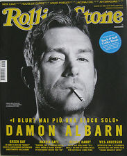 RS 126 2014 Damon Albarn Marvin Gaye Blondie Green Day Lacuna Coil Wes Anderson