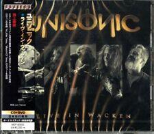 UNISONIC-LIVE IN WACKEN-JAPAN CD+DVD H40