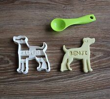 Jack Russell Terrier Custom Cookie Cutter Treat Personalized Pet Name