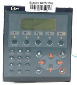 Beijer Electronics AB E200 Operator Panel 02800F