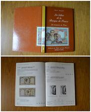 LIBRO LES BILLETS DE LA BANQUE DE FRANCE 1 MUSZYNSKI EDITION L' AUREUS MONETE