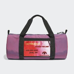 adidas Originals by Alexander Wang 2-Toned Duffle Bag Purple RRP £65 Brand New