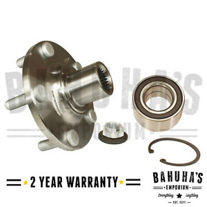 Front Wheel Hub & Bearing Kit Ford Transit Connect Tourneo Connect 1.8 2.2 02-13