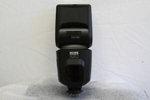 Metz Canon AF2 Flash Mecablitz Digital TTL Shoe Mount GN 58 EOS Cameras