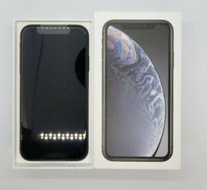 NEW! iPhone XR - 64GB - Black Unlocked NEW! MRYR2VC/A