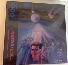 Star Trek Jigsaw Puzzle Journey to the Undiscovered Country 1000pc Springbok
