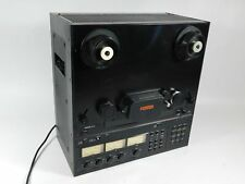 Fostex E-2 Reel-to-Reel Tape Recorder Player Deck Machine (works well)