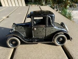 1926-1928 Arcade Chevrolet Large Size Cast Iron Toy 8 inch Original