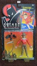 1993 SCARECROW from Batman The Animated Series by Kenner MOC ( Figure #2)