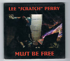 LEE SCRATCH PERRY - MUST BE FREE - CD 13 TITRES - 2016 - NEUF NEW NEU