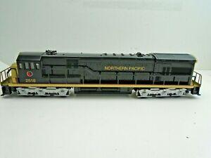 "O/O-27 Scale Williams  2518 ""Northern Pacific"" General Electric "" U Boat"