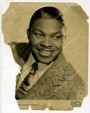 CAT ANDERSON SIGNED JAZZ PHOTO Duke Ellington Band 1940 Bebop Blue Note RARE