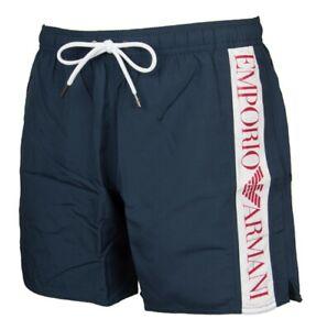 EMPORIO ARMANI men's swimwear boxer shorts or pool beachwear item 211740 0P425
