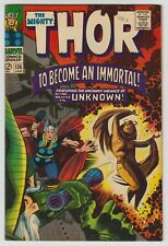 L9927: Thor #136, Vol 1, VF/VF+ Condition