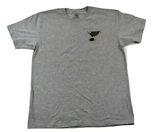 GIII By Carl Banks Mens NHL St. Louis Blues Hockey Shirt New M, L, XL, 2XL