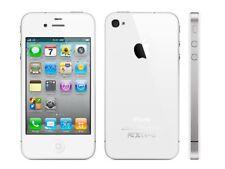 Apple Iphone Handy 4s / 8 GB weiß /whit (ohne Simlock) Smatphone mit Rechnung