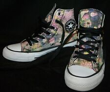 CONVERSE Chuck Taylor All*Star Hi-Top polka dot retro daisy sneaker shoe 4 6