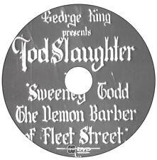 Sweeney Todd: The Demon Barber of Fleet Street - Horror - Tod Slaughter - 1936